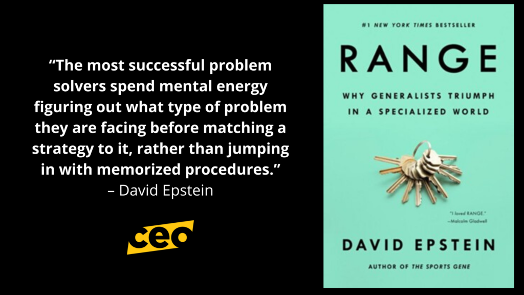David Epstein Book, Mental Models