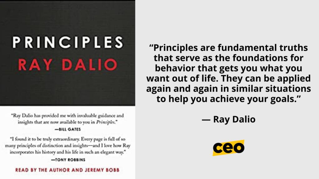 Ray Dalio Book, Mental Models